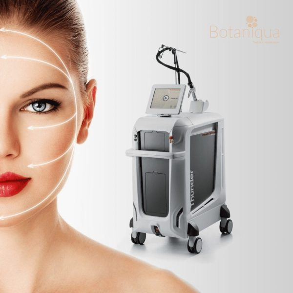 Quanta Thunder Laser Hair Removal, Vains Removal, Acne Scars Removal, Skin Discoloration Treatment